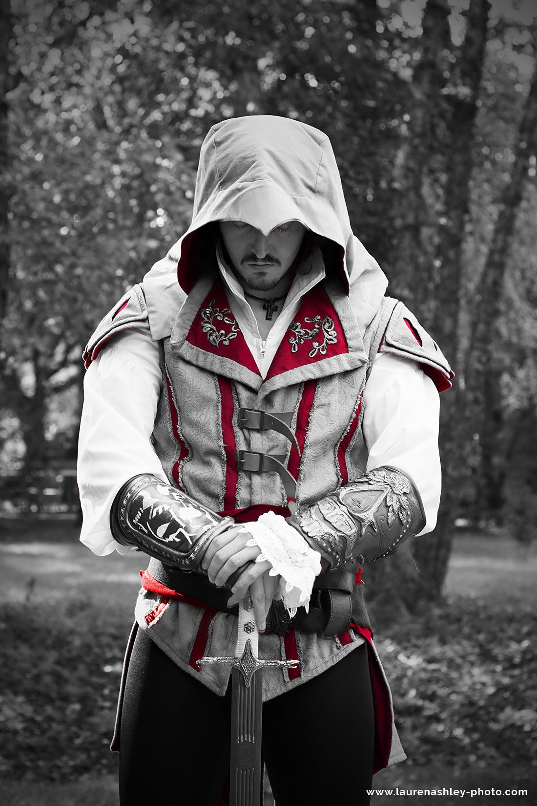 Ezio Auditore Libertas Video